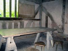 interior of merchant house
